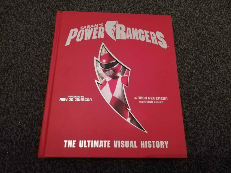 Power Rangers : The Ultimate Visual History