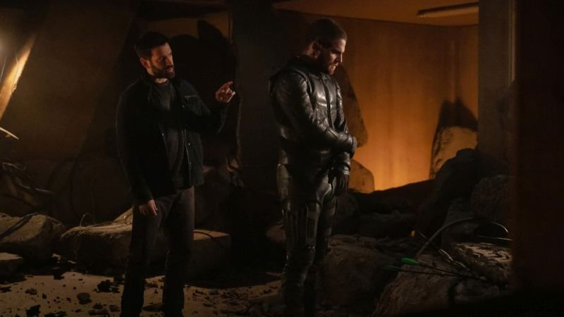 "REVIEW: Arrow – Season 7 Episode 21 ""Living Proof"""