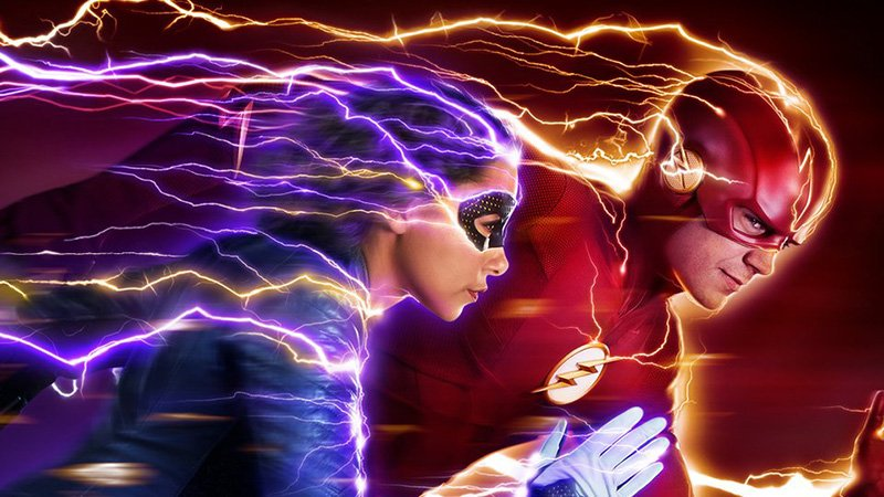 The Flash Season 5 Finale : Legacy