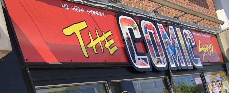 The Comic Shop Crawley