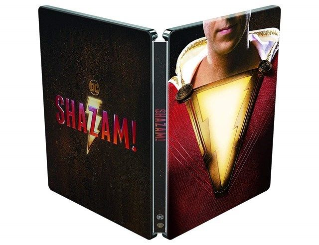 Shazam! In Your Home.
