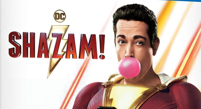 WIN Shazam! on Blu-ray™ - DC World