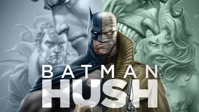 REVIEW: BATMAN HUSH