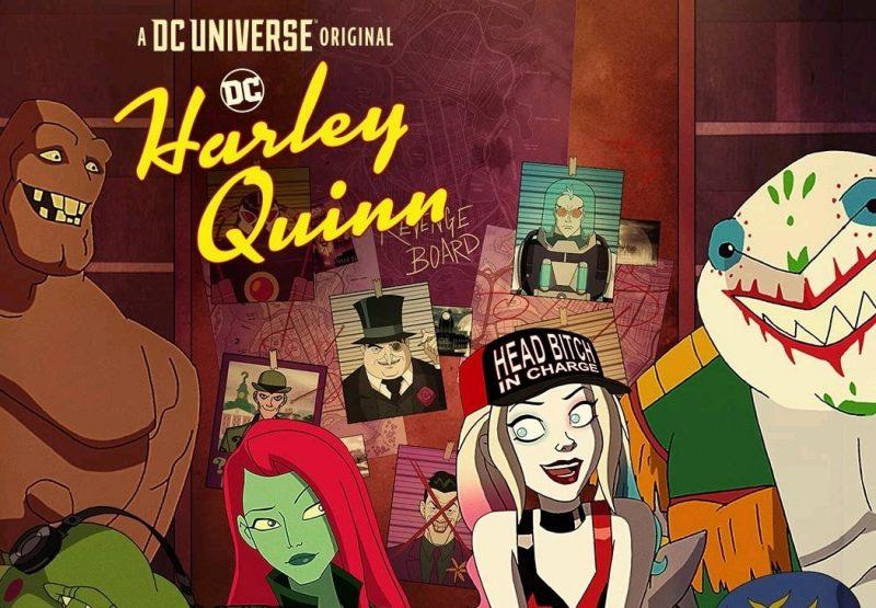 Review Harley Quinn Tas Season 2 Episode 5 Batman S Back Man
